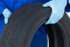 Reifenwechsel & Reifeneinlagerung